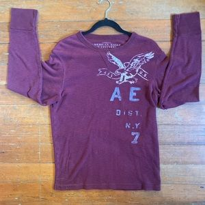 American Eagle shirt very good condition